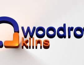 nº 69 pour Logo Design for Woodrow Kilns 3d par BIZAREE