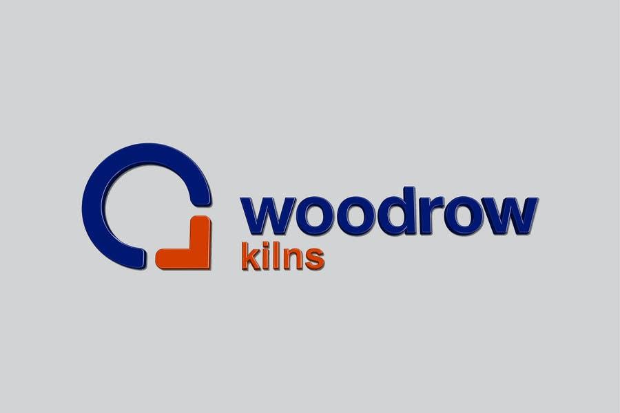 Proposition n°                                        25                                      du concours                                         Logo Design for Woodrow Kilns 3d