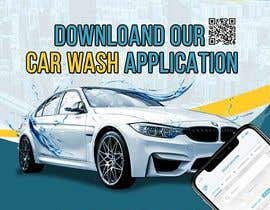 #13 for Building high professional poster for car wash mobile application by maidang34
