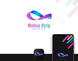 #19 for Mobius Strip Games needs new brand logo, splash screen and website banner by medokhaled
