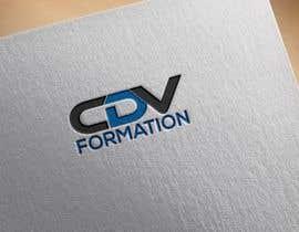 nº 22 pour Logo Societe de formation pour professionnel: CDV Formation par graphicrivar4