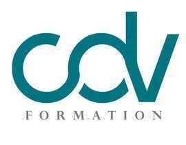 nº 11 pour Logo Societe de formation pour professionnel: CDV Formation par daromorad