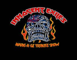 #51 for Create a logo design for our Music group Innocent Exiles - Maide-n Oz Tribute Show af feramahateasril