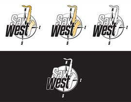 #27 for Logo Design for SaxWest band af arturkh