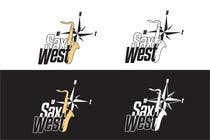 Entry # 33 for Logo Design for SaxWest band by