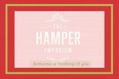 Participación en el concurso Nro.43 para Print & Packaging Design for The Hamper Emporium - http://thehamperemporium.neto.com.au