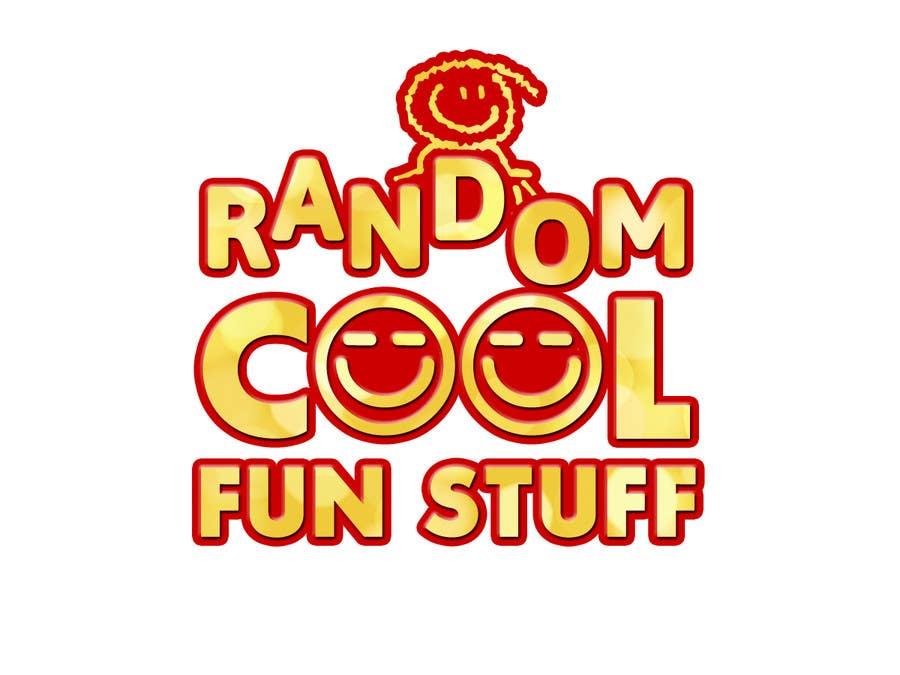 #31 for Logo Design for Random Cool Fun Stuff by aqshivani