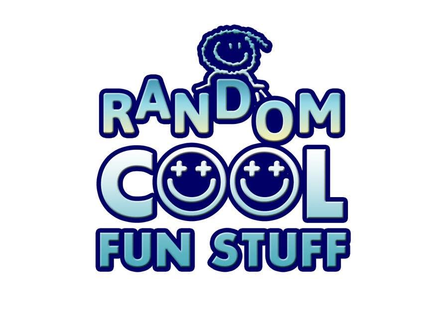 #32 for Logo Design for Random Cool Fun Stuff by aqshivani