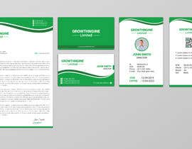 #123 pentru Design a business kit de către moslehu13