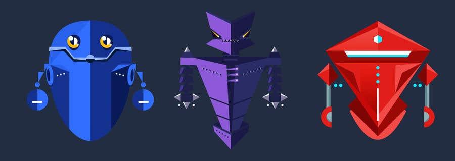 """Intrarea #72 pentru concursul """"Build a robot graphic image - 01/07/2019 19:56 EDT"""""""