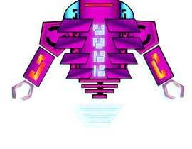 #69 pentru Build a robot graphic image - 01/07/2019 19:56 EDT de către PrinceMostafa92