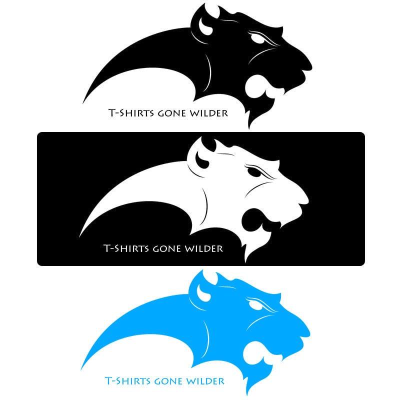 Kilpailutyö #11 kilpailussa Logo Design for T-shirt Company