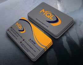 #69 для Logo Exists - Business Card for Trucking (Logistics) Company от khadijakhatun233