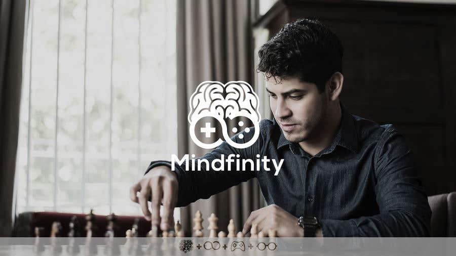 Proposition n°                                        65                                      du concours                                         Logo Mindfinity