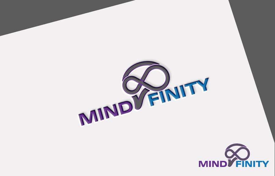 Proposition n°                                        77                                      du concours                                         Logo Mindfinity