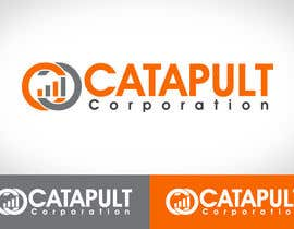 nº 114 pour Logo Design for 'Catapult Corporation' par nicelogo