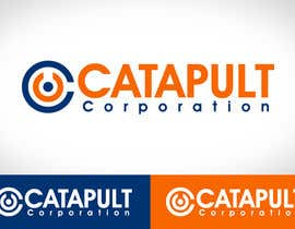 nº 115 pour Logo Design for 'Catapult Corporation' par nicelogo
