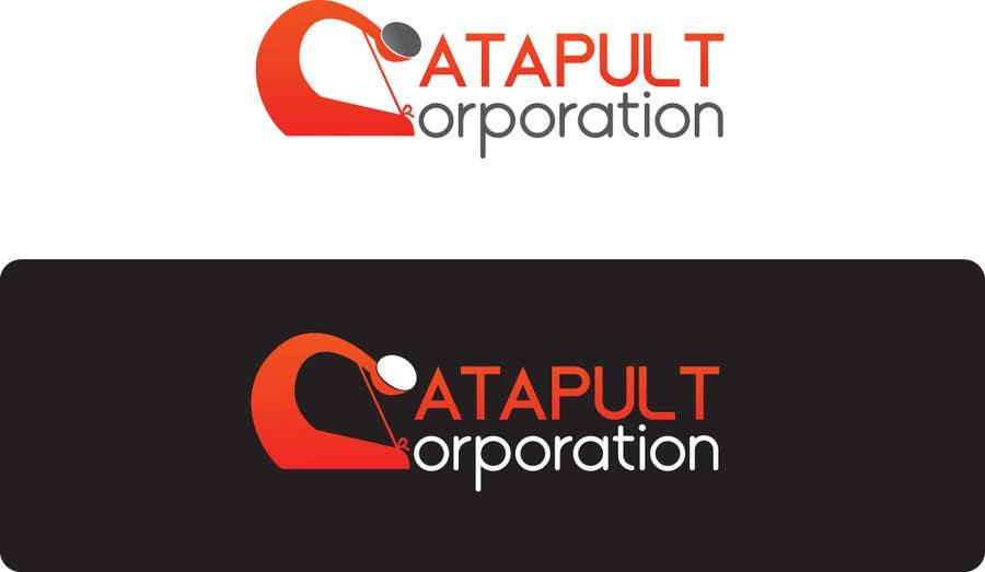 Kilpailutyö #                                        67                                      kilpailussa                                         Logo Design for 'Catapult Corporation'