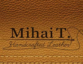 #43 untuk Logo Design for handmade leather products business oleh auzah00