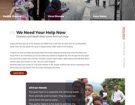 #25 für NGO Website Developing - Integrated Water Supply, Sanitation, & Hygiene Project von nizagen