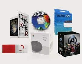 Nro 12 kilpailuun Ebook covers for renderings käyttäjältä Newjoyet