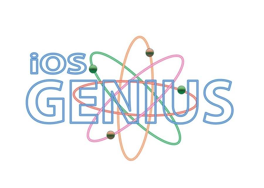 Konkurrenceindlæg #41 for Logo Design for iOS Genius