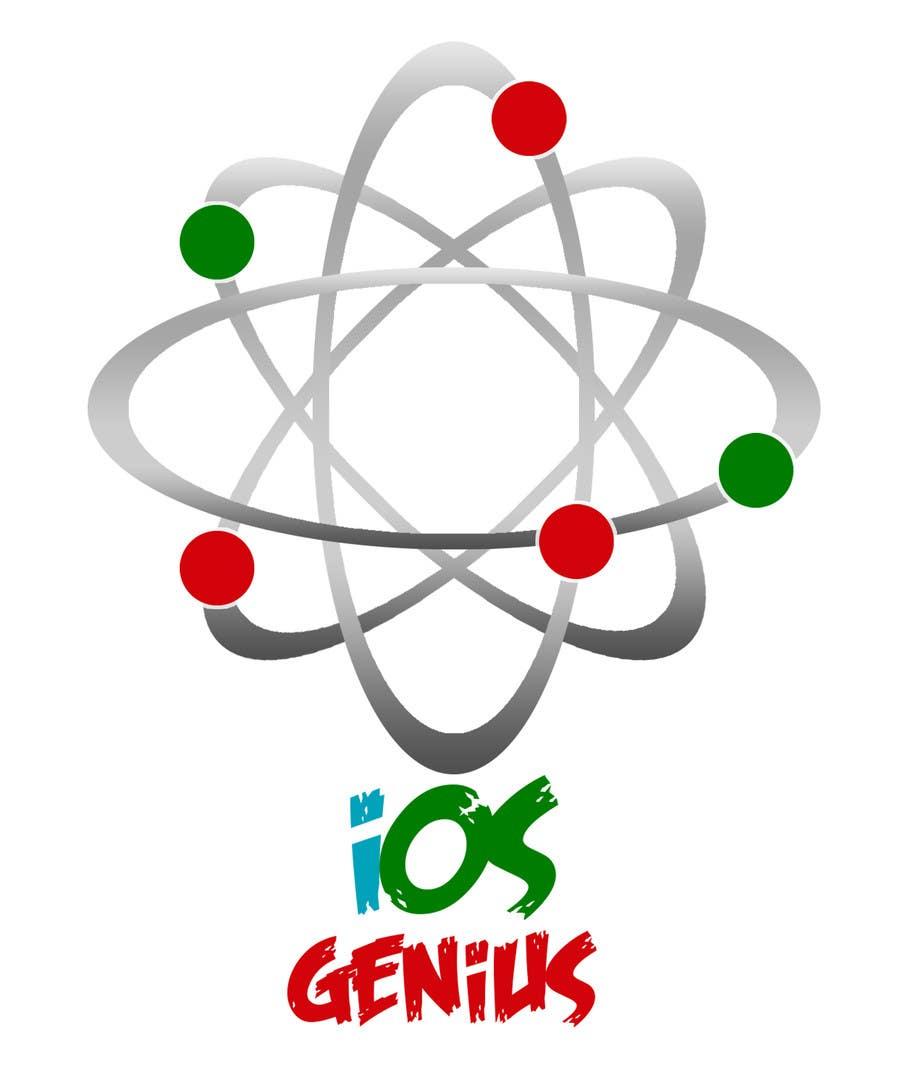 Inscrição nº                                         49                                      do Concurso para                                         Logo Design for iOS Genius
