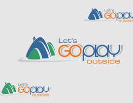 nº 273 pour Logo Design for Let's Go Play Outside par dimitarstoykov