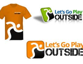 #286 para Logo Design for Let's Go Play Outside por zetabyte