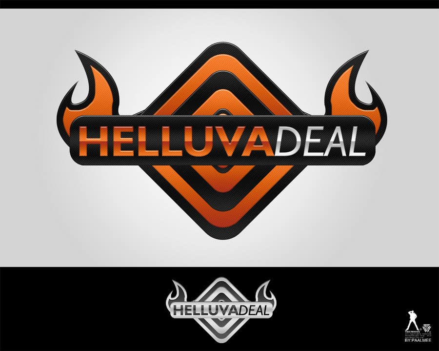 Contest Entry #311 for Logo Design for helluva deal