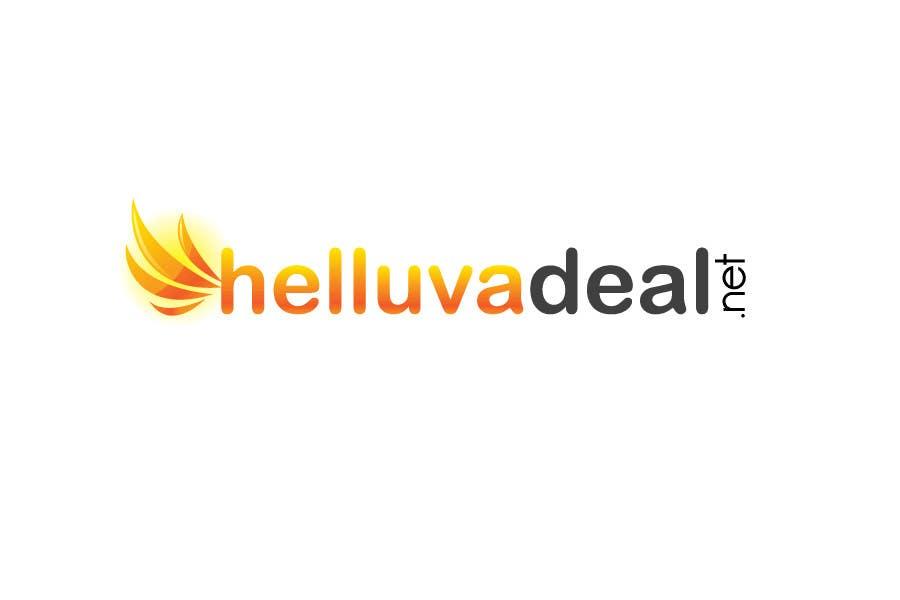 Конкурсная заявка №122 для Logo Design for helluva deal