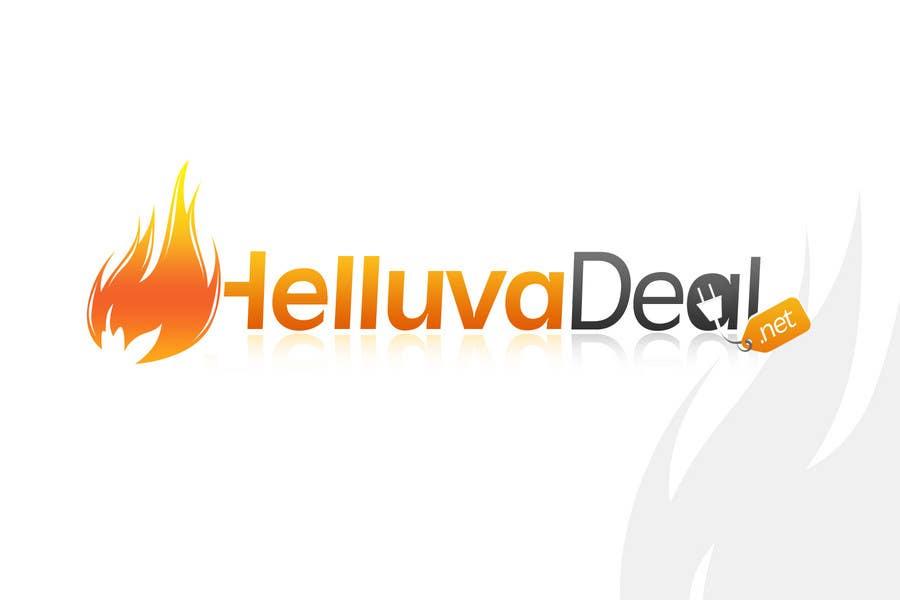 Contest Entry #109 for Logo Design for helluva deal
