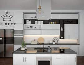 #64 for Rendering and branding of the NEW brand of kitchen and dressing – Le Reve by mitrabota