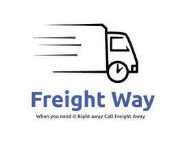 nº 5 pour Logo for a Freight Company par saadamirr12