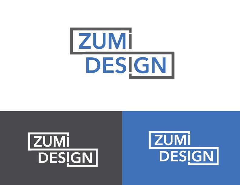 Конкурсная заявка №160 для Logo Design for Creative Agency ZumiDesign.com (Zumi Design)