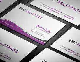 nº 373 pour Business card design par danish4456