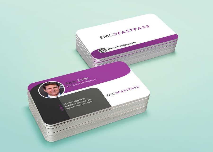 Proposition n°189 du concours Business card design