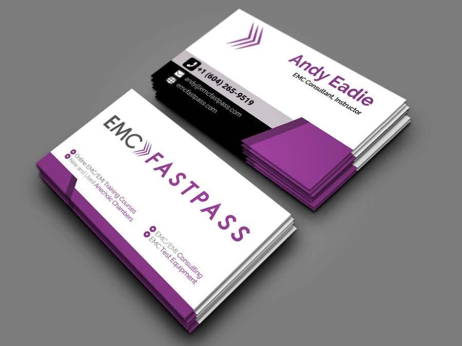 Proposition n°196 du concours Business card design