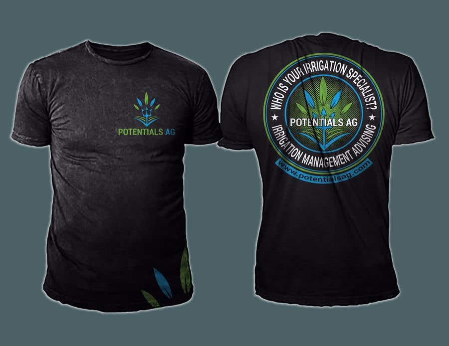 Kilpailutyö #70 kilpailussa Designs a T-shirt