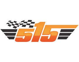 nº 41 pour Logo Design for 515 Racing Team par reynoldsalceda