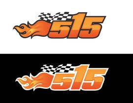 #42 para Logo Design for 515 Racing Team por reynoldsalceda