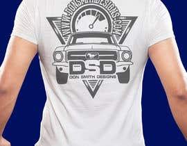 Nro 46 kilpailuun TShirt Design for Trade Show Booth käyttäjältä Bashar20