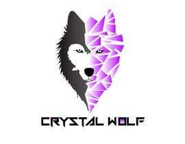 #74 untuk Design a Crystal Wolf Logo for new Crystal Inspired Business oleh Swapna397645