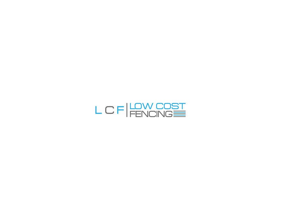 Penyertaan Peraduan #99 untuk Low Cost Fencing Logo