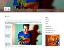 Nro 5 kilpailuun Build me a wordpress website käyttäjältä sumonmamun2009