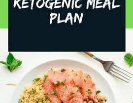 """#82 untuk create an ebook cover design for my """"28 Day Ketogenic Meal Plan"""" oleh smsmaruf014"""