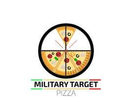 #28 для Military target pizza logo от gallipoli