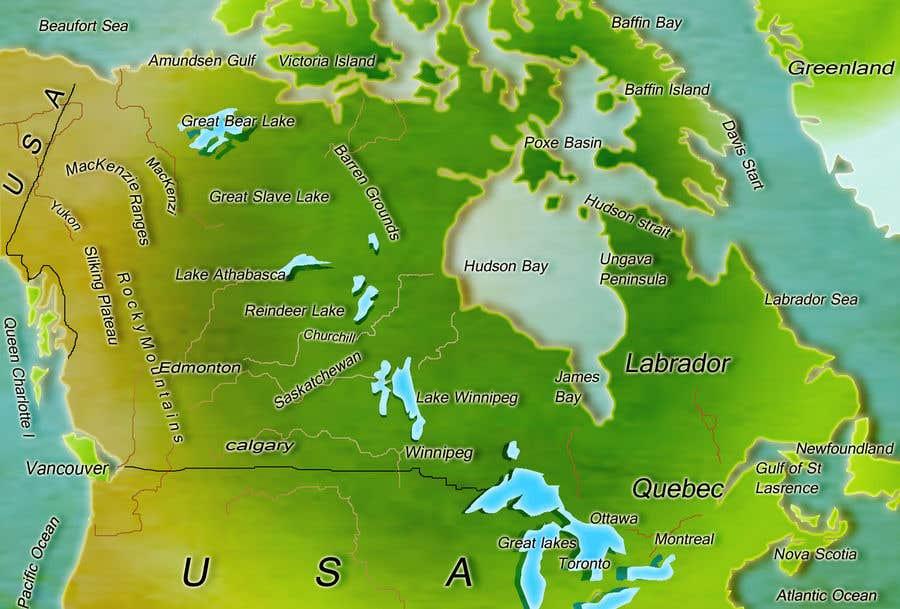Calgary Subway Map.Entry 3 By Manjiribhave For Subway Map Freelancer