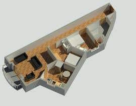 Nro 8 kilpailuun Re-design an apartment käyttäjältä joudyarch