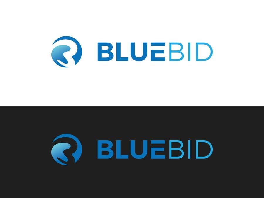 Inscrição nº 4 do Concurso para BlueBid Logo ideas